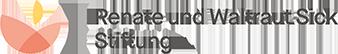 Renate und Waltraut Sick Stiftung Logo