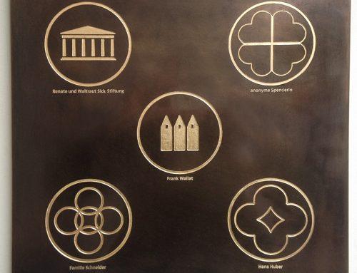 Patenschaft Wegmarke Augustinermuseum
